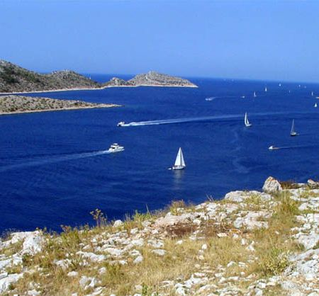 Parcul National Kornati, Croatia