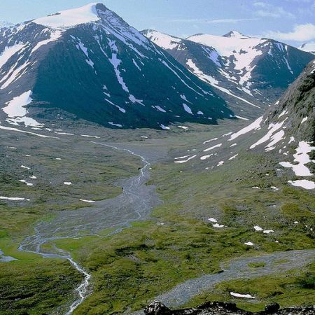 Parcul National Sarek, Suedia