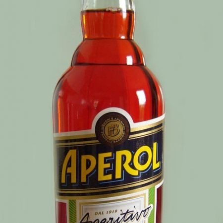 Cocktail Aperol 1986
