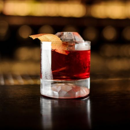 Cocktail Boulevardier