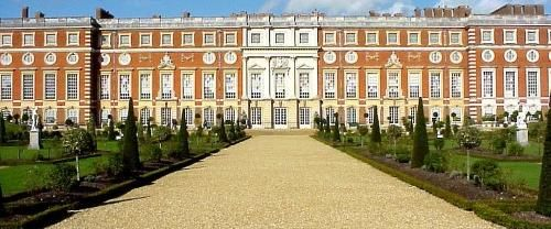 gradina Hampton Court Palace (1)