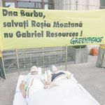 Protest Greenpeace