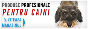 Magazin profesional pentru caini.